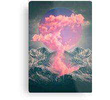 Ruptured Soul (Volcanic Clouds) Metal Print