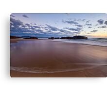 South West Rocks Canvas Print
