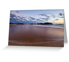 South West Rocks Greeting Card