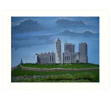 Rock of Cashel, County Tipperary, Ireland Art Print