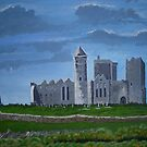 Rock of Cashel, County Tipperary, Ireland by Samuel Ruth