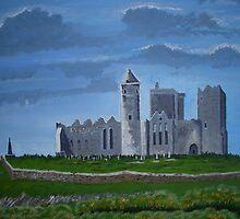 Rock of Cashel, County Tipperary, Ireland by Samuel Ruth