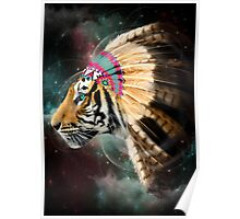 Fight For What You Love (Chief of Dreams: Tiger) Poster