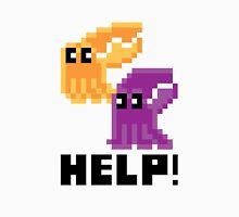Help! Save the Cuttlefish! Cute Pixel Art Shirt Unisex T-Shirt