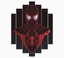 Ultimate Spider-Man One Piece - Short Sleeve