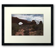 Arches National Park Framed Print