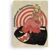 Toadstool Squadron Canvas Print