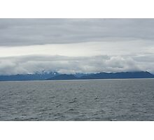 Ocean View, Alaska Photographic Print