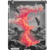 Burn Brighter In the Dark  iPad Case/Skin