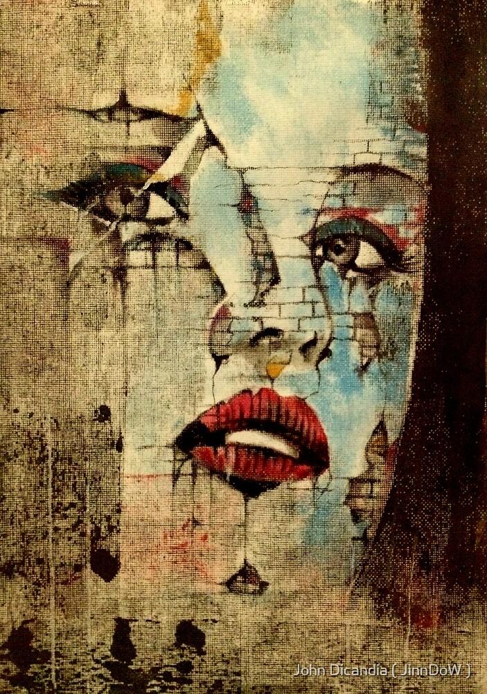 Fading Within Walls  by John Dicandia ( JinnDoW )