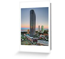 The Oracle - Gold Coast Greeting Card