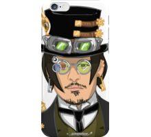 Johnny Depp - Steampunk Gentleman iPhone Case/Skin