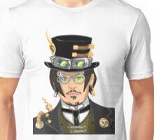 Johnny Depp - Steampunk Gentleman Unisex T-Shirt