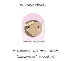 Ramadhan is Like.. a Bandaid by SpreadSaIam