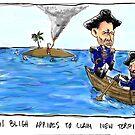 Captain Bligh by urbanmonk