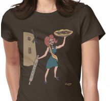 Wildago's Pearl and the Coca Womens Fitted T-Shirt