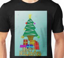 Happy Holidays Unisex T-Shirt