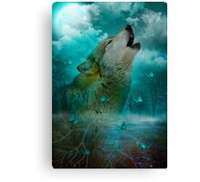 I'll See You In My Dreams Canvas Print
