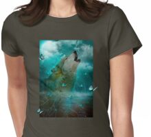 I'll See You In My Dreams Womens Fitted T-Shirt