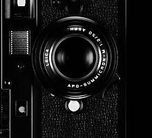 Old Camera Case by Ron Dewi
