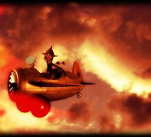 The Red Baron by Rookwood Studio ©