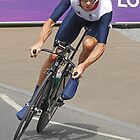 Bradley Wiggins  - Going For Gold - London 2012 by Colin  Williams Photography