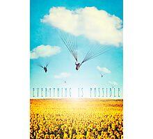 Thursday Dream - Cloud Ride Photographic Print
