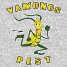 Vamonos Pest Control by Deeltje