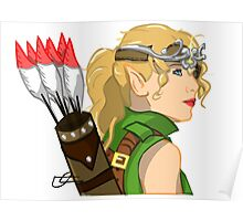 Taylor Swift - Elven Archer Poster