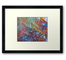 Cleavage Framed Print