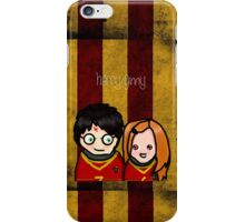 Hinny T-Shirt (Inverted) iPhone Case/Skin