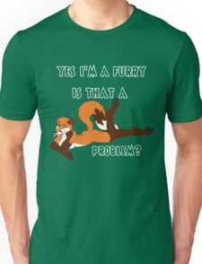 Furry and Proud of It Unisex T-Shirt