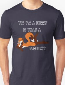 Furry and Proud of It T-Shirt