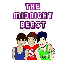 The Midnight Beast Photographic Print