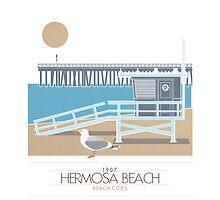 Beach Cities. Hermosa Beach by delaroca
