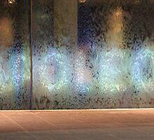 Water Wall by Bryan Kidd