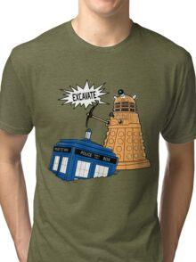 EXCAVATE!! Tri-blend T-Shirt
