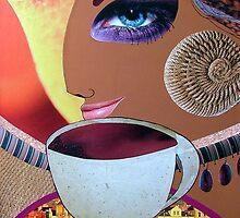 Evening coffee by Aleksandra :)