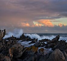 Another Rocky Shore by Karine Radcliffe