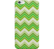 Spring Green {chevron pattern} iPhone Case/Skin