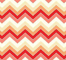Berrylicious {chevron pattern} by sweettoothliz