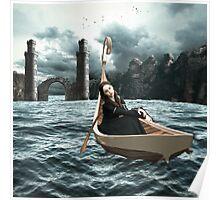 Lady of Llyn-y-Fan Fach Poster