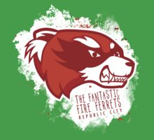 The Fantastic Fire Ferrets Baby Tee