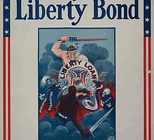 If you cant enlist invest Buy a Liberty Bond Defend your country with your dollars 002 by wetdryvac
