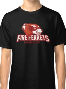 Republic City Fire Ferrets Classic T-Shirt