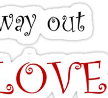 2NE1 - I Love You Sticker