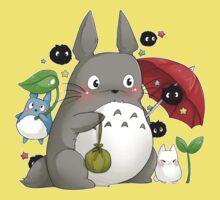 Totoro and friends Kids Clothes