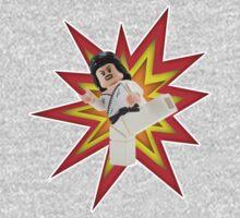 Karate Kick Kids Tee