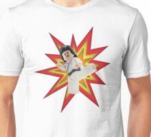 Karate Kick Unisex T-Shirt