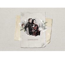 Christmas Special - Outlaw Queen  Photographic Print